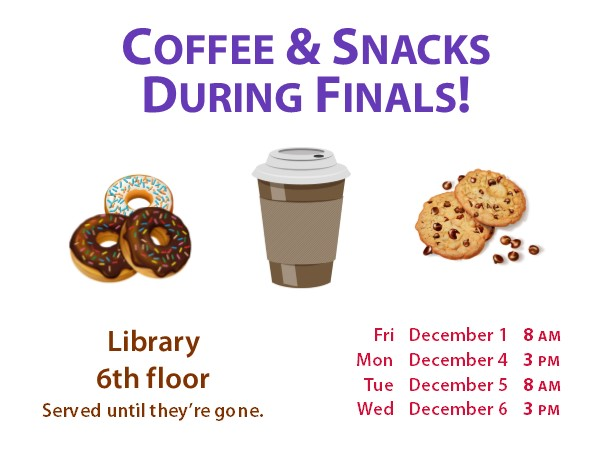 Finals snacks all Dec2017